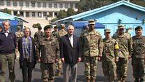 وزیر خارجه آمریکا : صبر استراتژیک آمریکا با کره شمالی به سر آمده