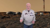 Want to travel to Mars with Buzz Aldrin?
