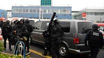 الشرطة الفرنسية تطوق مطار أورلي في باريس