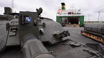 UK troops to 'deter Russian aggression'
