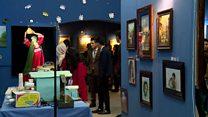 نهاد جوانان مخترع افغانستان با برگزاری نمایشگاه 'صلح و امید' به استقبال بهار رفت