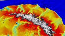 South Georgia's hidden glacial past