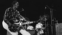 "Chuck Berry was ""a magical man"""