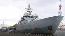 """""""Треба познайомитись"""": одесити оглянули кораблі НАТО"""