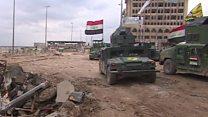 بالفيديو: القوات العراقية المشتركة تقتحم وسط البلدة القديمة في الموصل