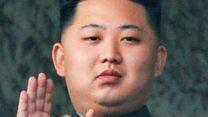 उत्तर कोरिया की चुनौती