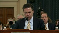 Comey says no evidence for wiretapping
