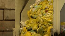 Recycled nappies fuel power stations