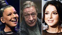 Юбилейный #Londonблог: Елка, Нюша и Михаил Ефремов задают свои вопросы о Лондоне