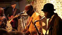 Senegal veterans reform with singer's son
