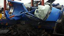 On-run Devon fly-tipper Martin McDonagh's van crushed