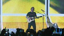 Ed Sheeran's manager Stuart Camp on secondary ticketing