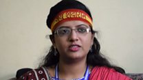 पाकिस्तान की पहली हिंदू गायिका होने का दावा