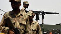پاکستان میں فوجی عدالتیں