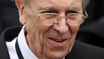 Lord Tebbit: McGuinness 'a coward'