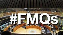FMQs: Vaughan Roderick's view