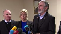 Sinn Fein tributes to 'passionate Republican'