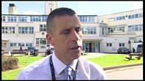 Junior doctors removed from hospital after watchdog concerns