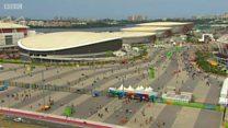Các điểm thi đấu Olympic ở Rio dần 'tiêu điều'