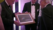 Attenborough 'honoured' at fossil find name