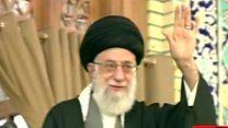 آیت الله خامنه ای: اولویت ملت، اقتصاد است و آمارهای رسمی، پیشرفت ایران را نشان نمیدهد