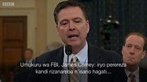 FBI nta gihamya ifite ko Obama yumvirije itumanaho rya Trump