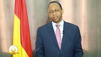 Le Premier ministre de la Guinée Amadou Youla est l'invité de BBC Matin