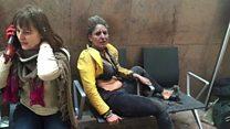 เบลเยียมรำลึกครบรอบ 1 ปีเหตุก่อการร้ายในเมืองหลวง