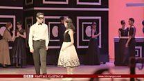 """""""Сапар"""": Кыргыз балетинин жаңы мууну жана алардын үмүтү"""