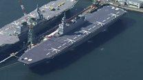 Японія отримала новий вертольотоносець