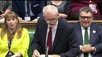 Corbyn attacks schools 'vanity project'
