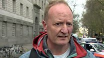 Westminster eyewitness: 'I saw bodies'