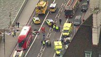 लंदन में 'आतंकी घटना'