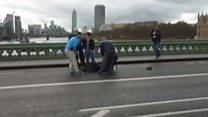 Свідок нападу: бачив щонайменше п'ятьох поранених