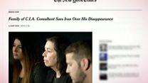 شکایت خانواده مامور بازنشسته اف بی ای از ایران به دادگاهی در آمریکا