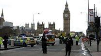 लण्डन हमला: प्रत्यक्षदर्शीको भनाइ