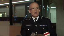 Met Police name terror attack PC