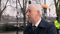 Deputy Speaker: Parliament won't give in to terror