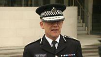Police confirm seven arrests made