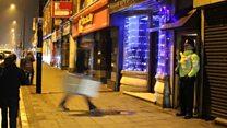 London attack: Police raid Birmingham flat
