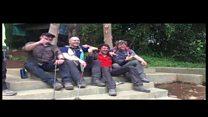 Shamrashamra za kuwalaki wanaoupanda Mlima Kilimanjaro