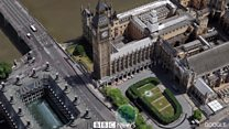 How Westminster attack unfolded