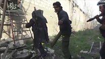 سوريا: غارات جوية على دمشق وجولة جديدة من المفاوضات