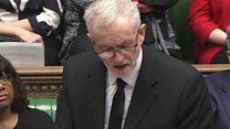 Corbyn: 'Fear must not divide or cower us'