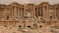 IS leaves trail of destruction in Palmyra