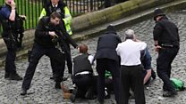 How an attack on Westminster unfolded