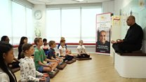 Kids and meditation - it's a business, of course