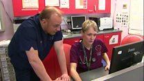 Major trauma - tiny number, 'huge impact'