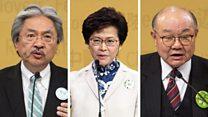 香港特首选战鹿死谁手?