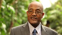 The man behind Ethiopia's first botanic garden